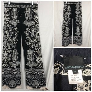 Cynthia Rowley pants size medium